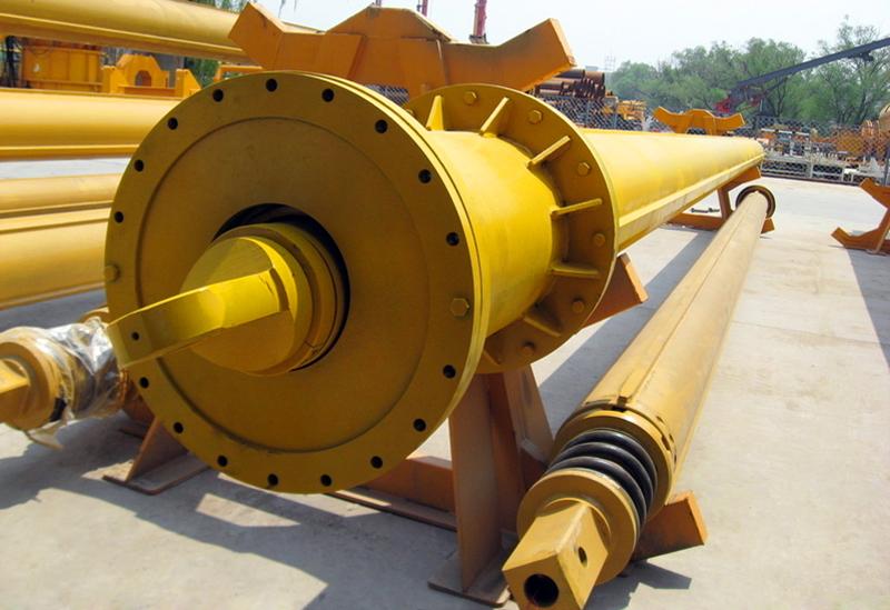 旋挖钻杆-钻杆整杆