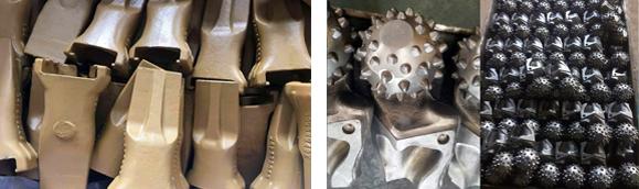 旋挖钻齿-截齿